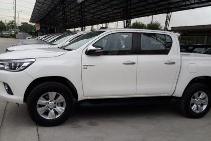 Thailand top Car Dealer Exporter of Toyota Hilux Revo